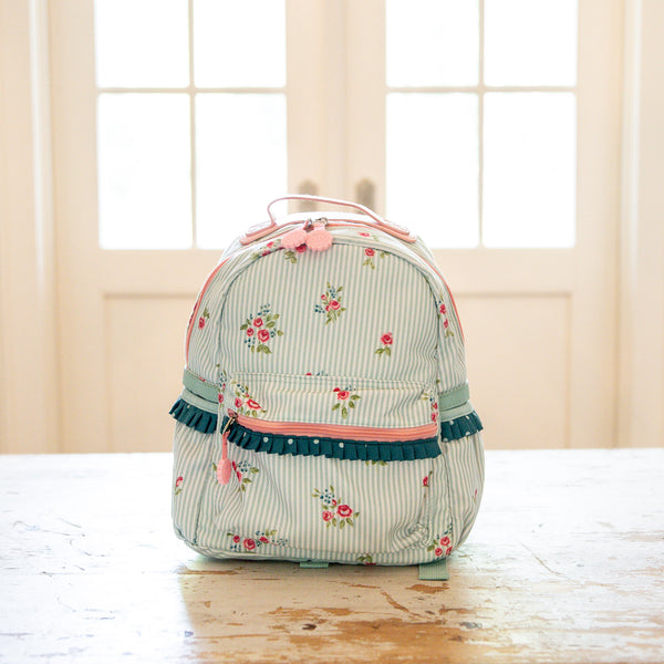 Ridley Toddler Backpack - Lovely Simple Stripe