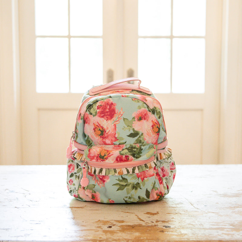 Ridley Toddler Backpack - Sweet Floral