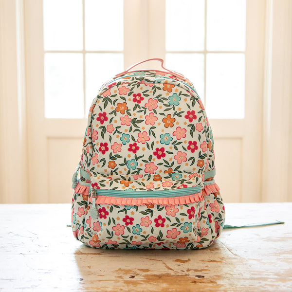 Ridley Backpack - Bubbly Floral