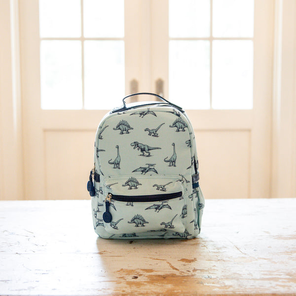 Ridley Lunch Kit - Navy Dinos