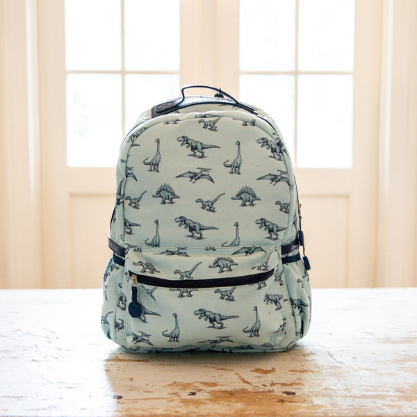 Ridley Backpack - Navy Dinos