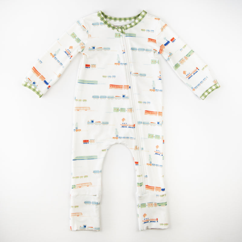 Dreamer Layette - All Aboard