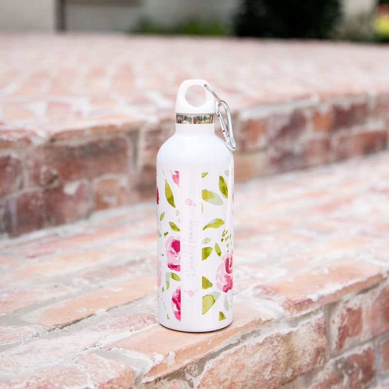 Water Bottle - Starbright Pink