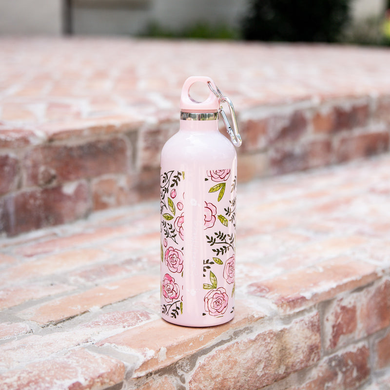 Water Bottle - Easy Peasy Pink