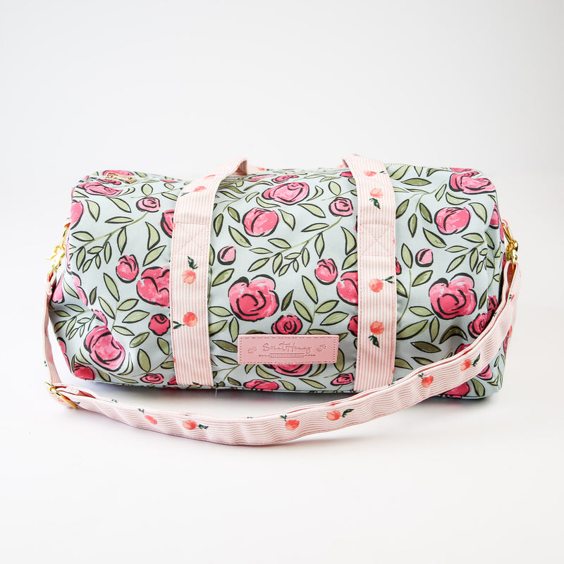 Everyday Duffel - Carefree Pink Floral