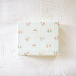 Crib Sheet - Rainbows