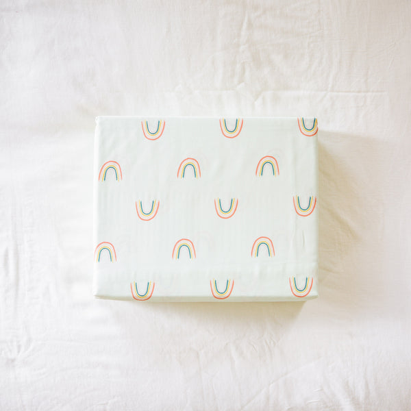 Sheet Set - Rainbows