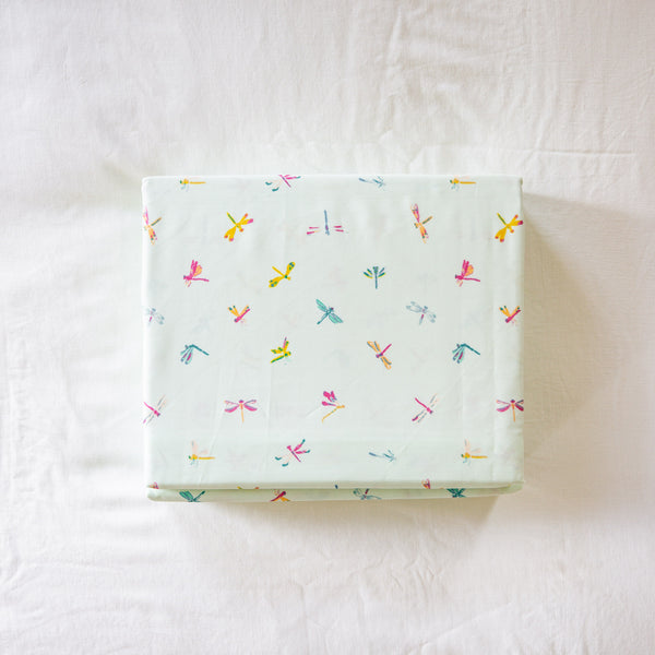 Crib Sheet - Dragonfly