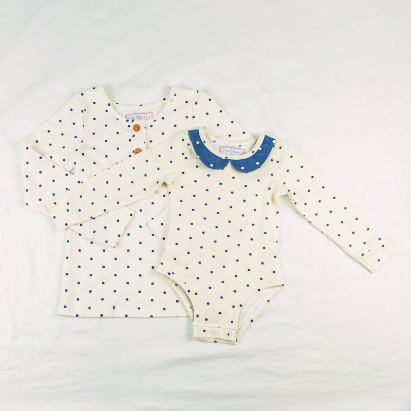 Lanie Layering Top - Dotty