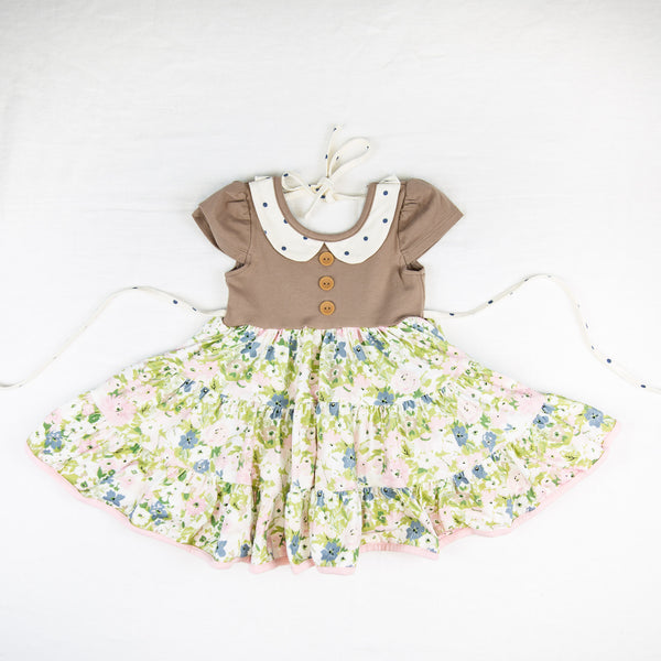 Flair Dress - Little Lady