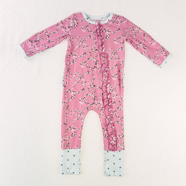 Dreamer Layette - Orchid