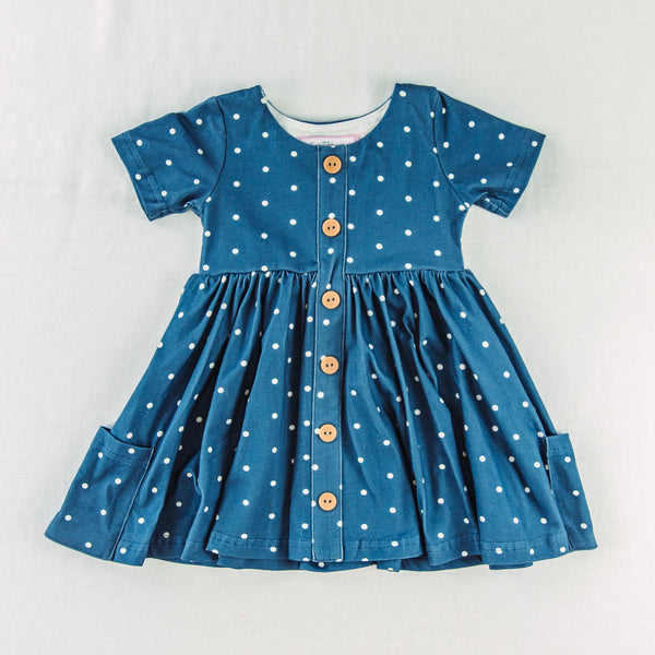 Prim Dress - Dotty
