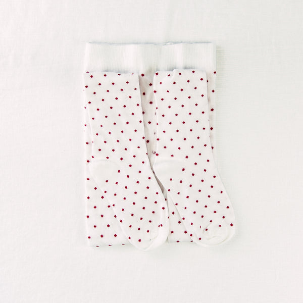 Tights - Red Dot