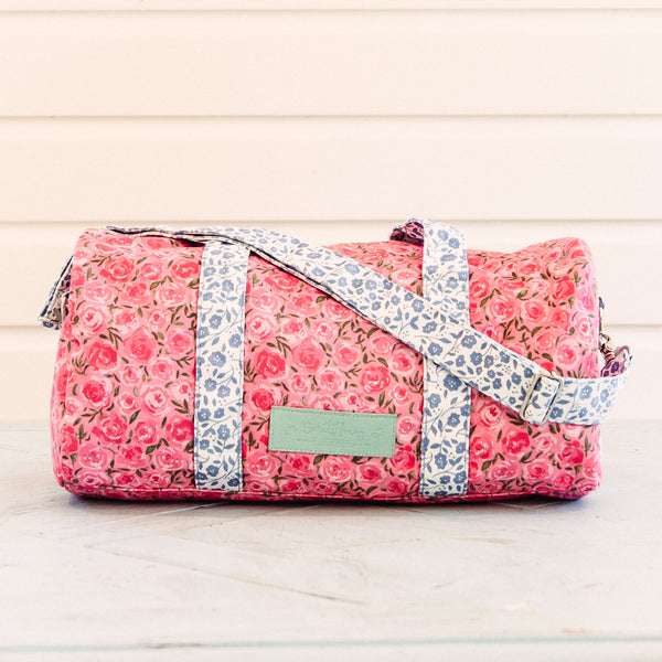 Everyday Duffle - Covered in Roses