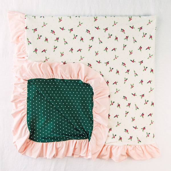Dreamer Blanket - Pink Holly