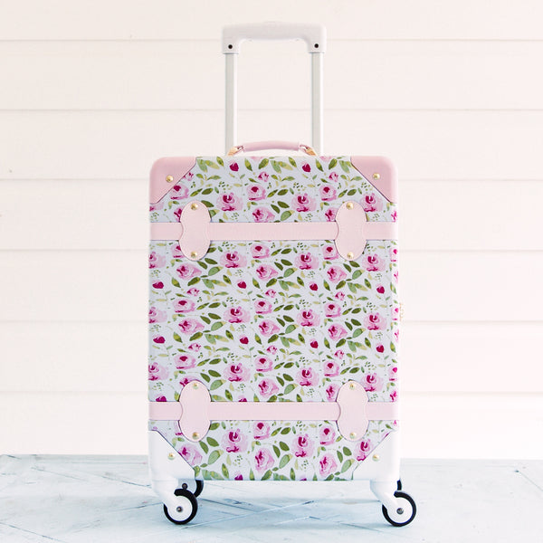 Lennon Traveling Luggage - Starbright Pink