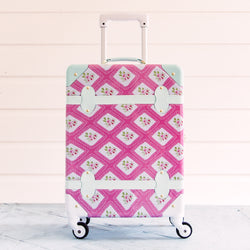 Lennon Traveling Luggage - Bright Petit Four