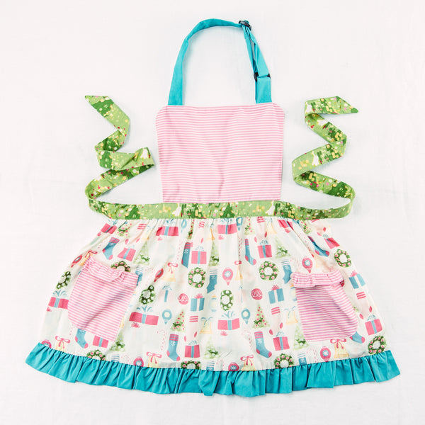 Christmas Apron - Holiday Cheer