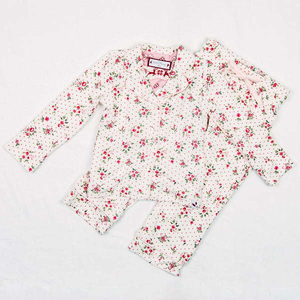 Cozy PJs - Rose Dotty