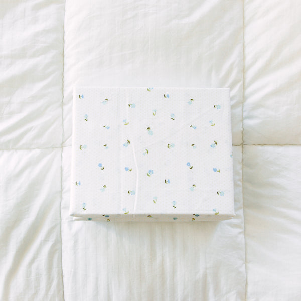 Sheet Set - Floral Dot