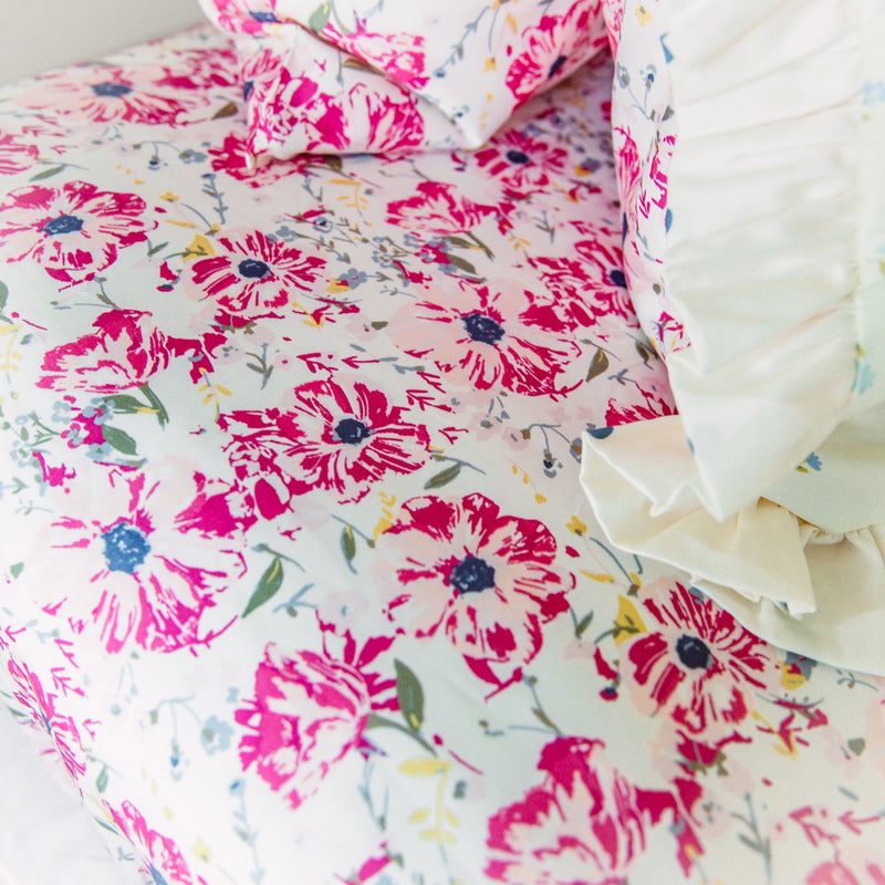 Sheet Set - Poppies