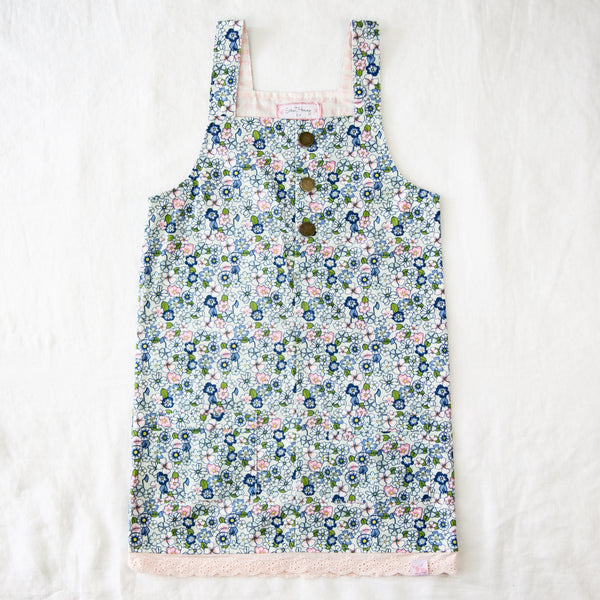 Strappy Jumper - Liberty Floral
