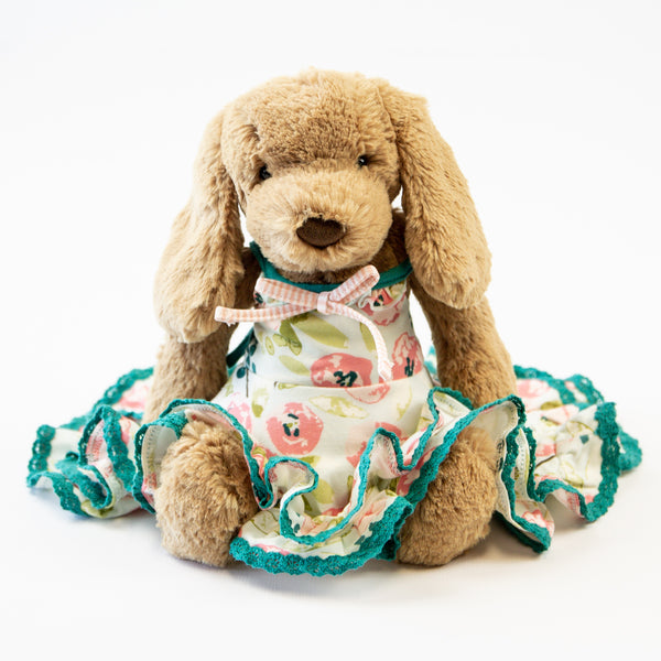 Doll Vintage Dancer - Ruffled Dawn