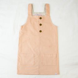 Strappy Jumper - Peach