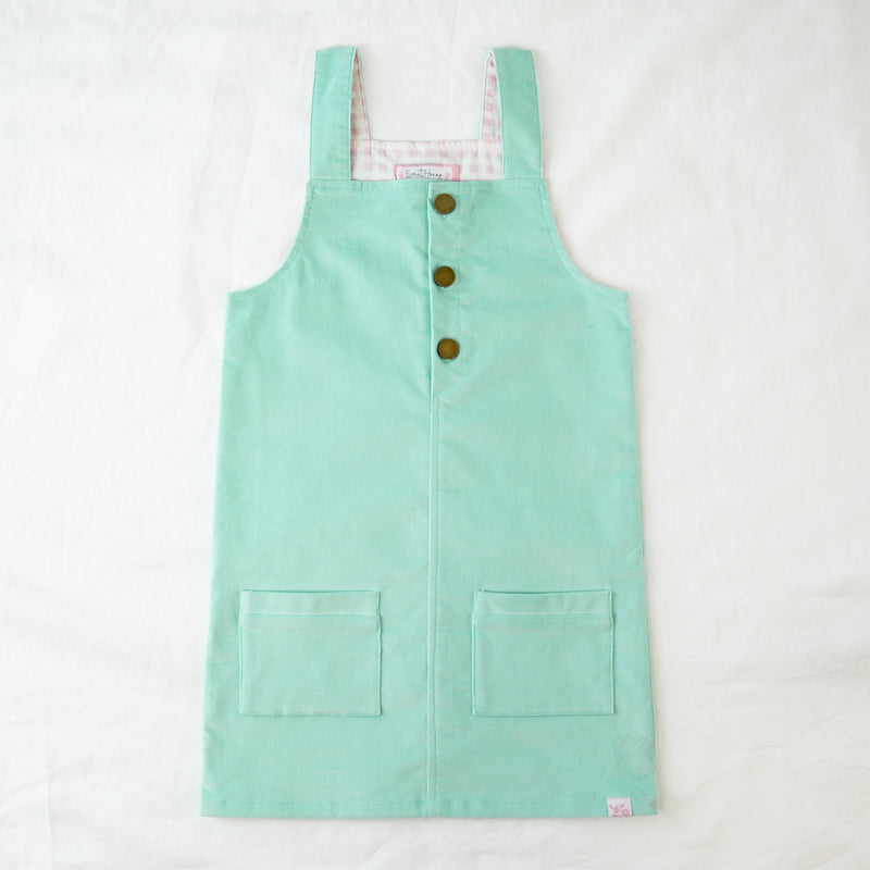 Strappy Jumper - Mint