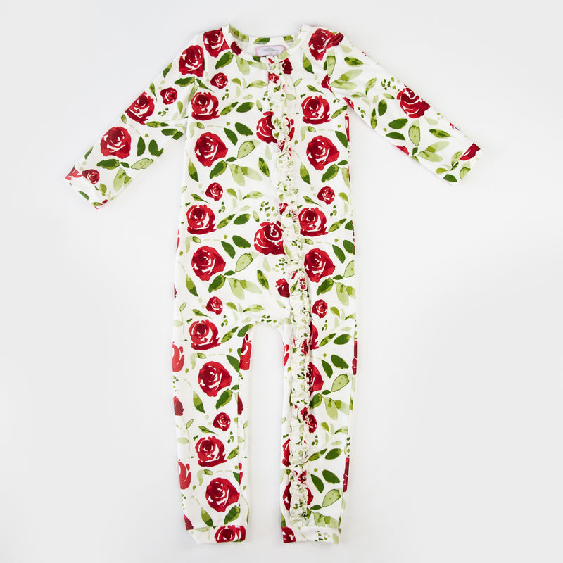 Dreamer PJ - Red Rose - Final Sale