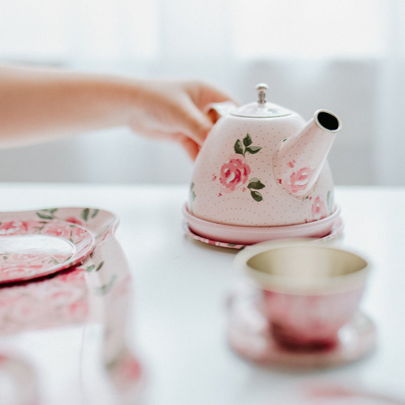 Tea Set - Sweet Heart