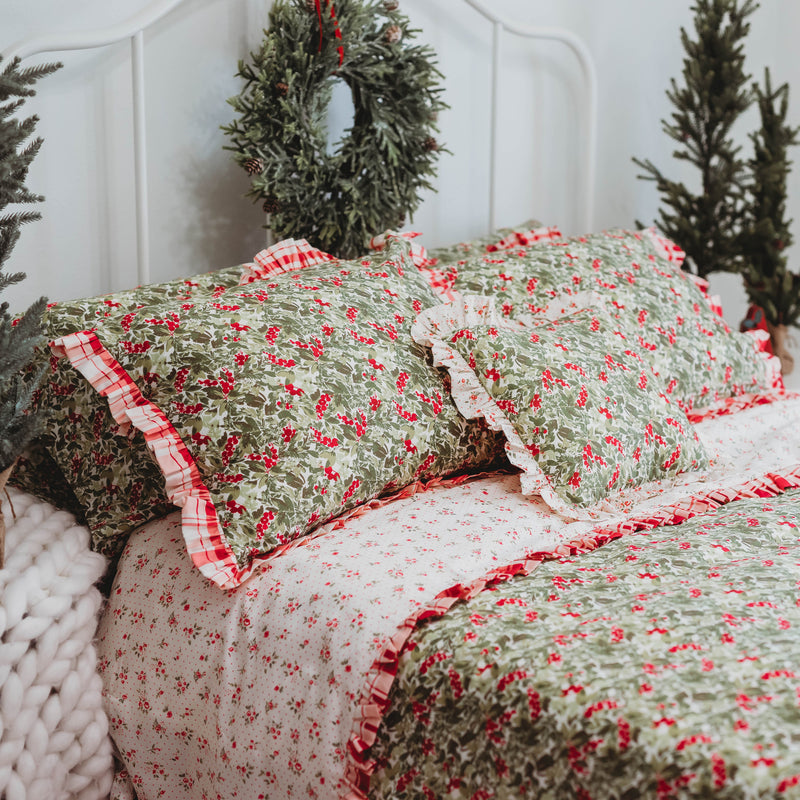 Duvet - Holiday Foliage
