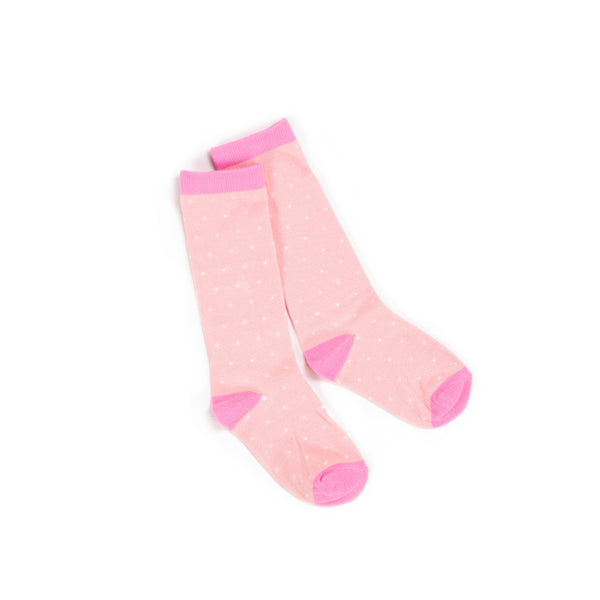 Boot Socks - Pink - Final Sale