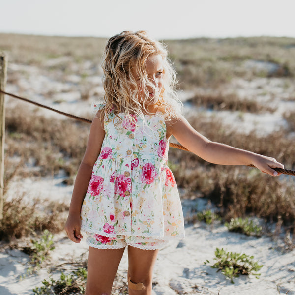 Beach Set - Flower Girl