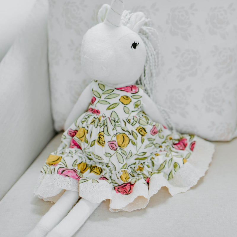 Doll Maxi - Pink Carefree Floral