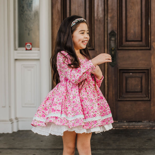 Margo Dress - Lovebug