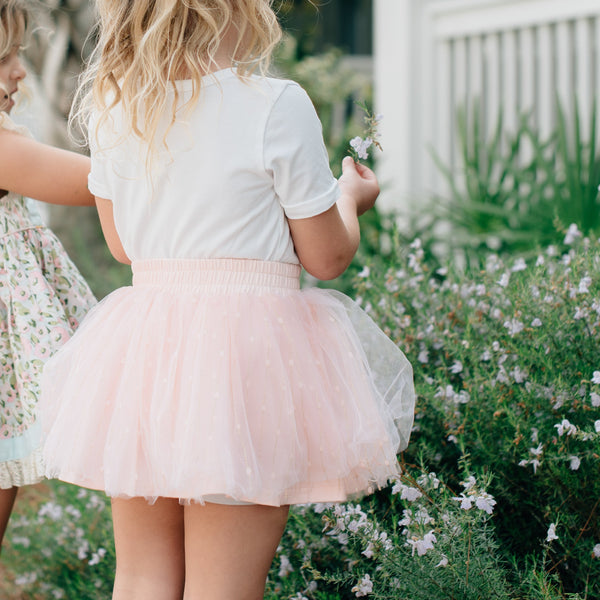 SweetHoney - Tulle Skirt - Pink