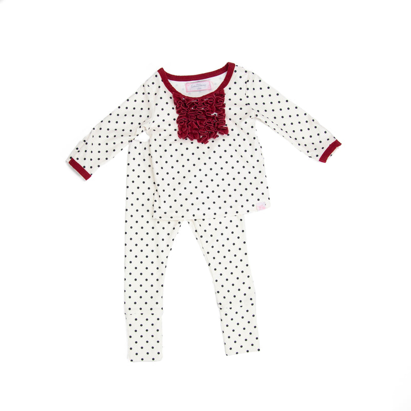 SweetHoney - Dreamer 2-Piece Toddler Loungewear - Ink