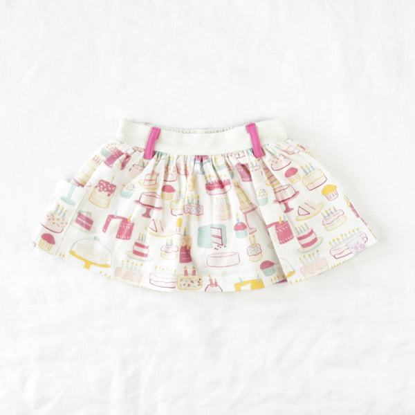 Garden Skort - Happy Birthday