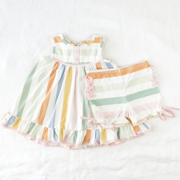 Out to Play Set - Rainbow Stripe