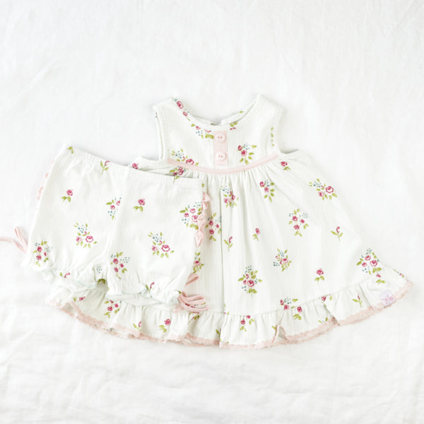 Out to Play Set - Floral Stripe