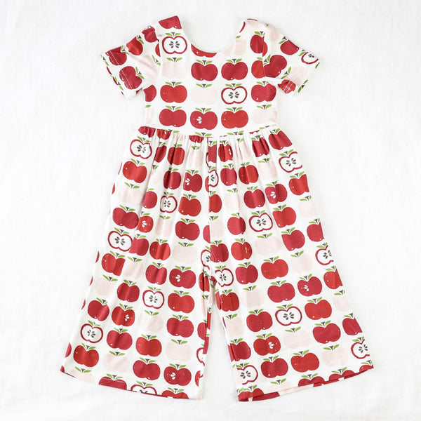 Leggy Romper - All the Apples