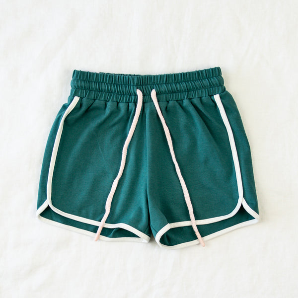 Athletic Shorts - Teal