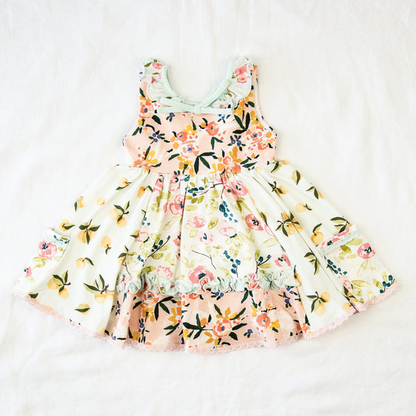 Flair Dress - Soft Dawn