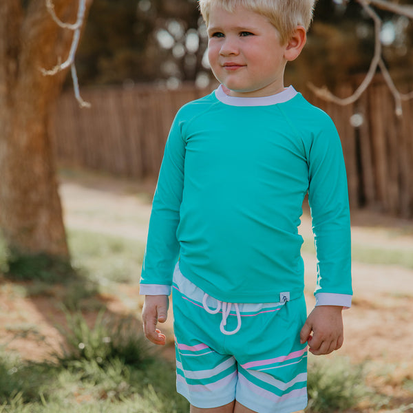 Boy's Swim Set - Sand Dollar