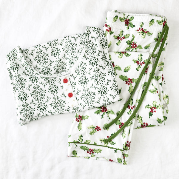 Women's Cozy PJ - Holly