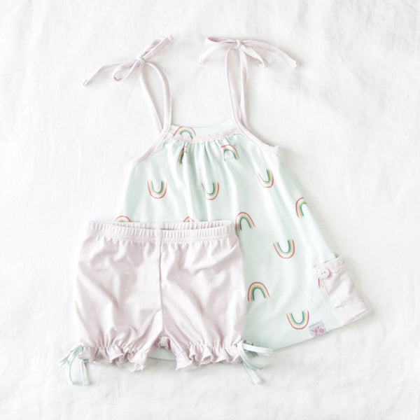Dreamer Shortie 2 Piece - Lucky Charms