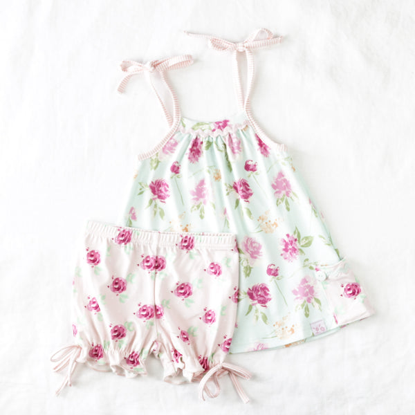 Dreamer Shortie 2 Piece - Grace
