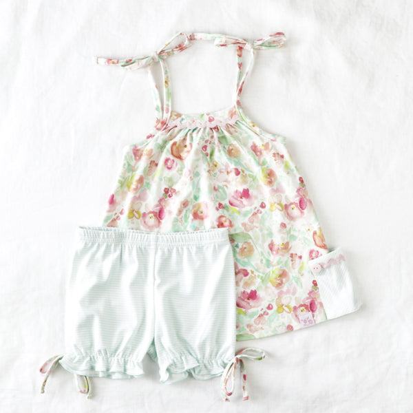 Dreamer Shortie 2 Piece - Cheery Day