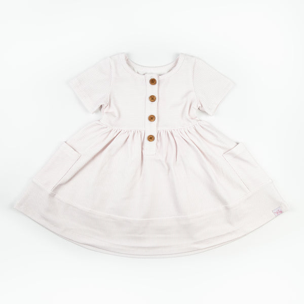Kate Playdate - Berries 'N Cream Stripe